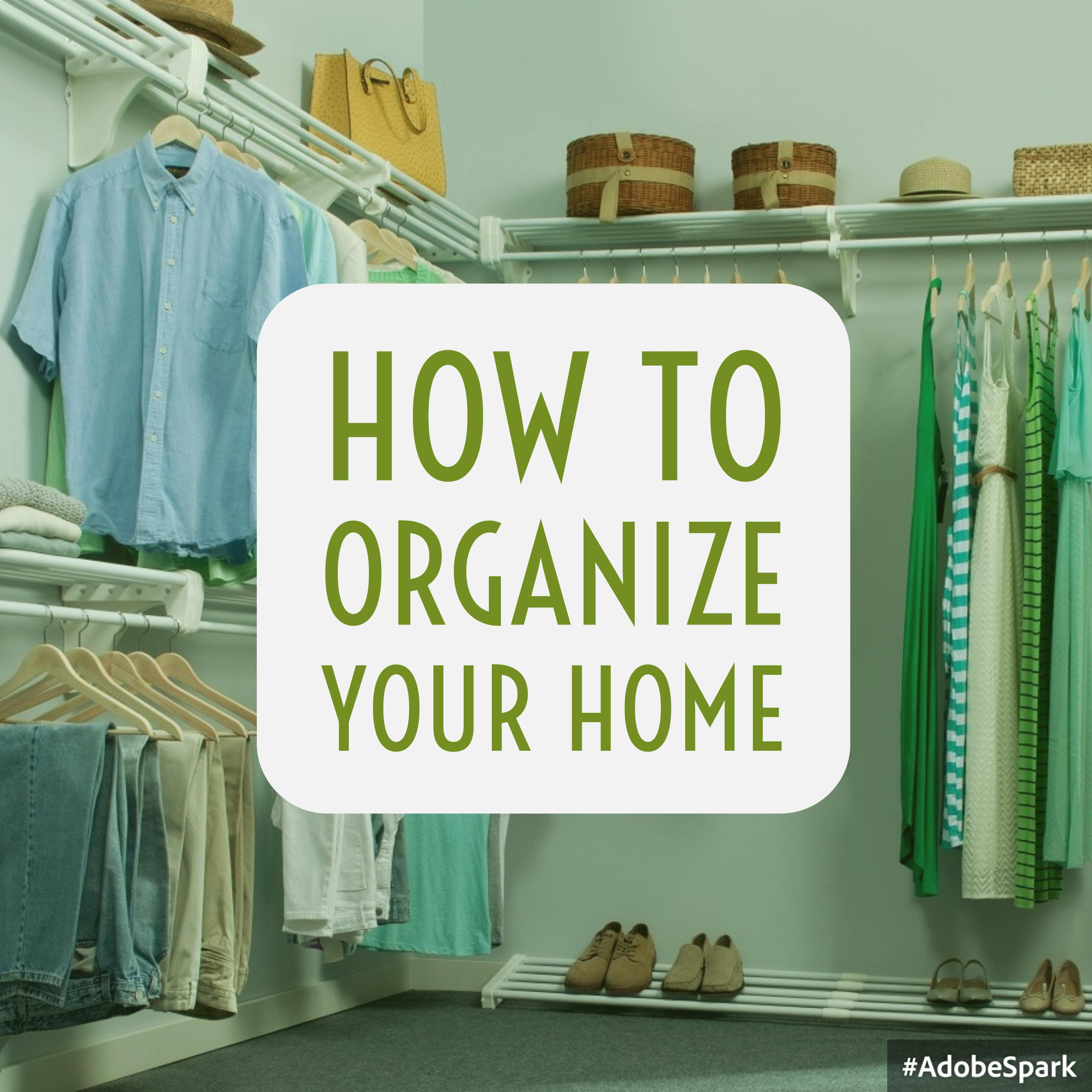 to organize or not to organize